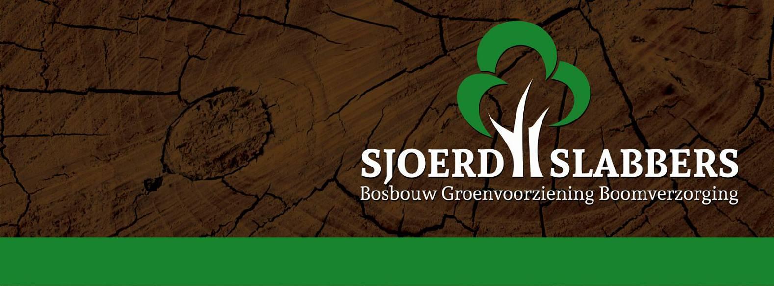 Logo Slabbers Bos en Groen